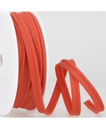 Passepoil tout textile 10 mm Rouille
