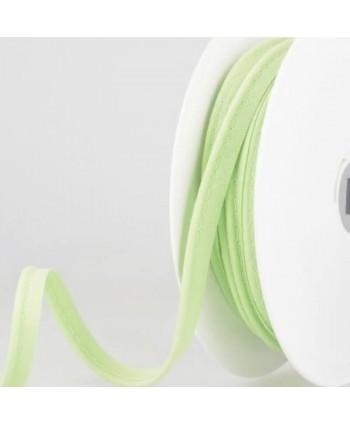Passepoil tout textile 10 mm Vert nil