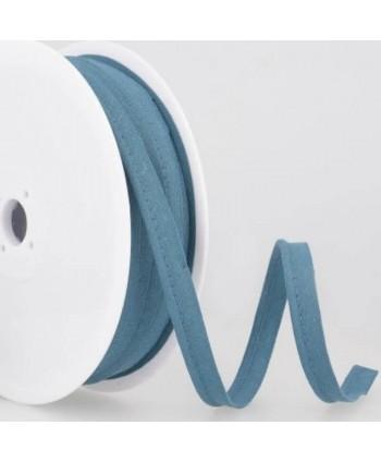 Passepoil tout textile 10 mm Bleu lavande