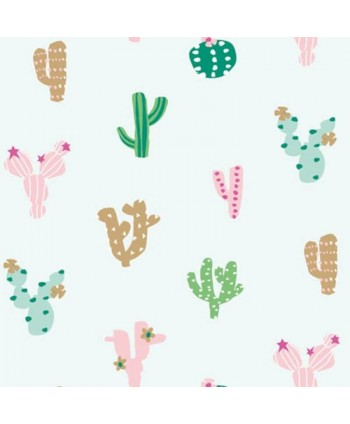 Tissu Dashwood Ocean Drive - Cactus