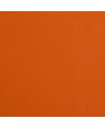 Simili cuir Cannes Terracotta