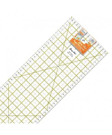 Règle universelle Easy Cut 16 cm X 60 cm