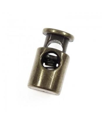 Arrêt cordon métal Bronze