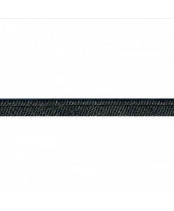 Passepoil Jean Noir 10 mm