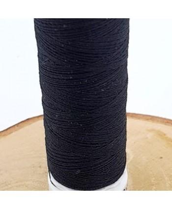 Fil à coudre 100% polyester Gütermann 200m Noir