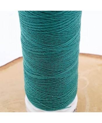 Fil à coudre 100% polyester Gütermann 200m vert
