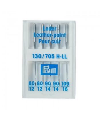 Aiguilles Pour machine à coudre Cuir 80-100 Prym blister