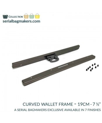 Barres de portefeuille 19 cm Gun