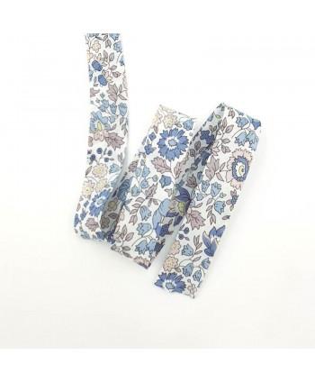 Biais Liberty Fabrics Tana Lawn® Danjo