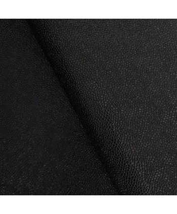 Simili cuir Bubble Noir