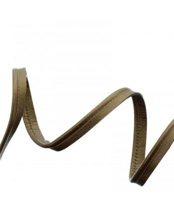 Passepoil simili cuir 10mm Mordoré b