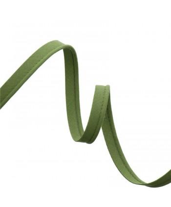 Passepoil tout textile 10mm Kaki a